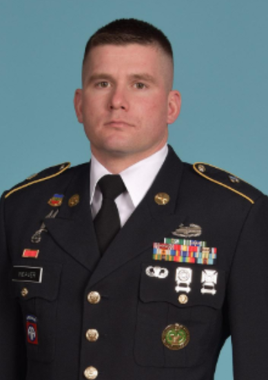 SFC Jon Weaver