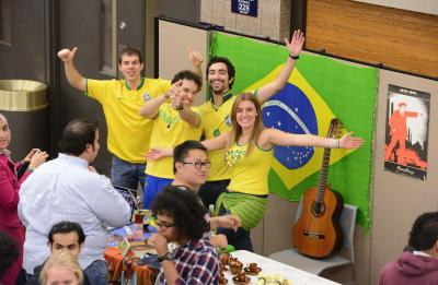Students from Brazil